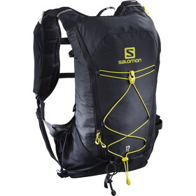 Salomon Agile 12 Backpack Set Night Sky/Sulphur Spring